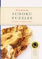 Premium Sudoku Puzzles Magazine Issue NO 84
