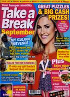Take A Break Monthly Magazine Issue SEP 21