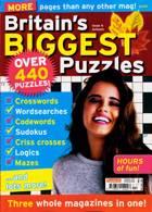 Britains Biggest Puzzles Magazine Issue NO 4