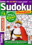 Puzzlelife Sudoku L7&8 Magazine Issue NO 67