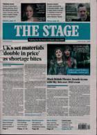 Stage Magazine Issue 26/08/2021