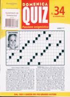 Domenica Quiz Magazine Issue NO 34