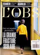 L Obs Magazine Issue NO 2966