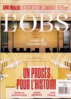 L Obs Magazine Issue NO 2967