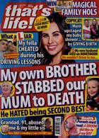 Thats Life Magazine Issue NO 35