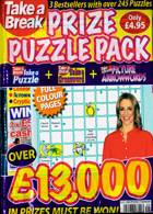 Tab Prize Puzzle Pack Magazine Issue NO 29