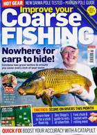 Improve Your Coarse Fishing Magazine Issue NO 380