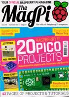 Magpi Magazine Issue SEP 21