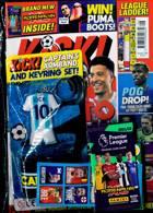 Kick Magazine Issue NO 196