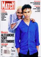 Paris Match Magazine Issue NO 3774