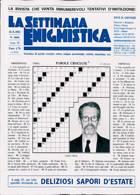 La Settimana Enigmistica Magazine Issue NO 4666