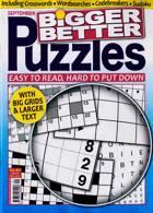 Bigger Better Puzzles Magazine Issue NO 9