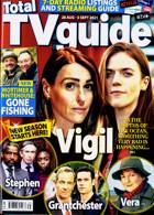 Total Tv Guide England Magazine Issue NO 35