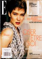 Elle French Weekly Magazine Issue NO 3948