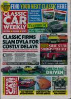 Classic Car Weekly Magazine Issue 25/08/2021
