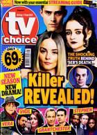 Tv Choice England Magazine Issue NO 35