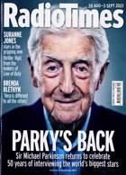 Radio Times London Edition Magazine Issue 28/08/2021