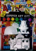Cbeebies Art Magazine Issue NO 169
