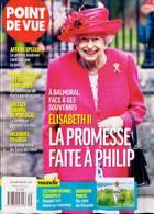 Point De Vue Magazine Issue NO 3809