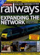 Modern Railways Magazine Issue SEP 21