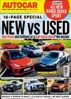 Autocar Magazine Issue 25/08/2021