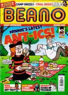 Beano Magazine Issue 28/08/2021