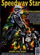 Speedway Star Magazine Issue 28/08/2021