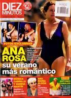 Diez Minutos Magazine Issue NO 3654