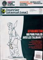 Courrier International Magazine Issue NO 1608