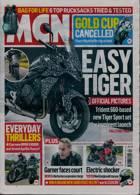 Motorcycle News Magazine Issue 25/08/2021