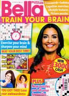 Bella Puzzles Train Yr Brain Magazine Issue NO 9