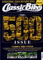 Classic Bike Magazine Issue SEP 21