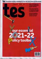 Times Educational Supplement Magazine Issue 27/08/2021