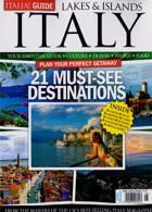 Italia Guide Magazine Issue LAKESISLAN