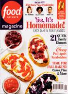 Food Network Magazine Issue SEP 21