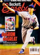 Beckett Baseball Magazine Issue SEP 21