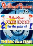 Brilliant Brainz Magazine Issue NO 36