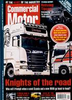 Commercial Motor Magazine Issue 30/09/2021