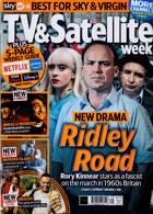 Tv And Satellite Week  Magazine Issue 02/10/2021