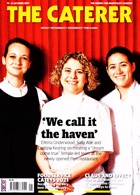 Caterer And Hotelkeeper Magazine Issue 15/10/2021