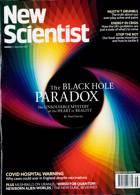 New Scientist Magazine Issue 25/09/2021