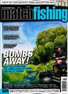 Match Fishing Magazine Issue OCT 21