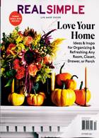 Real Simple Magazine Issue OCT 21