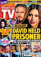 Whats On Tv England Magazine Issue 02/10/2021