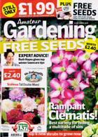 Amateur Gardening Magazine Issue 09/10/2021
