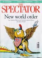 Spectator Magazine Issue 25/09/2021