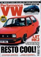 Performance Vw Magazine Issue NOV 21