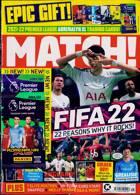 Match Magazine Issue 05/10/2021