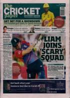 Cricket Paper Magazine Issue 18/07/2021