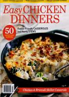 Cast Iron Magazine Issue Easy chicken dinners